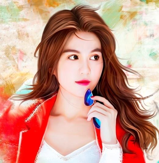 Hot girl Ngọc Trinh