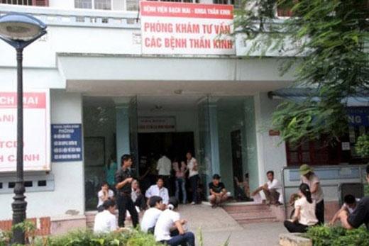 Vào những ngày nắng nóng như hiện nay tại khoa thần kinh của các bệnh viện rất nhiều người đến khám