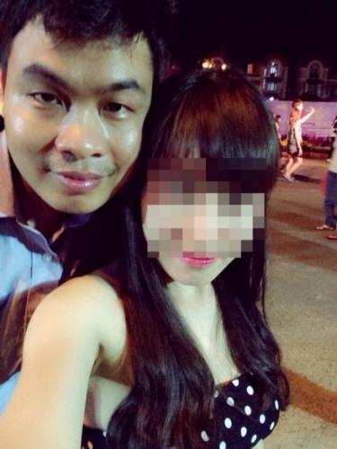 Cô gái được xem là bạn gái củaQuốc Bảo.