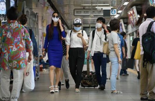 Hiện người dân Hàn Quốc đang rất hoang mang vì dịchMERS đang xuất hiện ở nước này