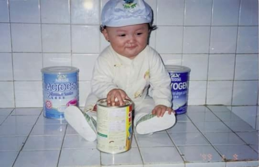 Em trai Tóc Tiên khi 7 tháng tuổi. - Tin sao Viet - Tin tuc sao Viet - Scandal sao Viet - Tin tuc cua Sao - Tin cua Sao