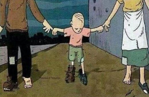 Những thứ cha mẹ cho khiến bạn không hài lòng có khi lại là tất cả những gì họ có.