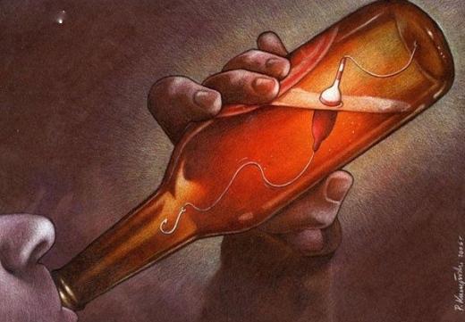 Rượu là mối hiểm họa chết người mà bạn không hay biết