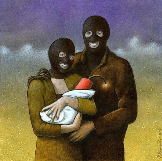 Nếu cha mẹ là những kẻ xấu thì con cái họ khó có thể có một tương lai tốt.
