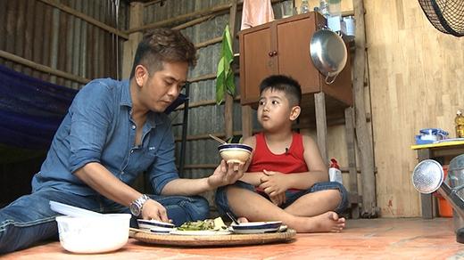 Hai bố con Hùng Thuận xoay sở ra sao với những thử thách khó khăn của chương trình? - Tin sao Viet - Tin tuc sao Viet - Scandal sao Viet - Tin tuc cua Sao - Tin cua Sao