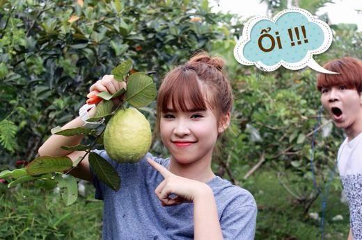 Kelvin Khánh cũng góp mặt trong album của người đẹp trái cây. - Tin sao Viet - Tin tuc sao Viet - Scandal sao Viet - Tin tuc cua Sao - Tin cua Sao