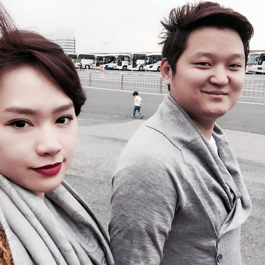Trà My - Tô Văn Đức là một trong những cặp đôi đẹp của showbiz Việt. - Tin sao Viet - Tin tuc sao Viet - Scandal sao Viet - Tin tuc cua Sao - Tin cua Sao