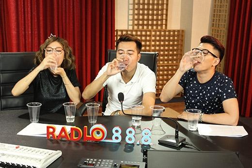 Một thử thách hài hước khác trong Radio 88.8