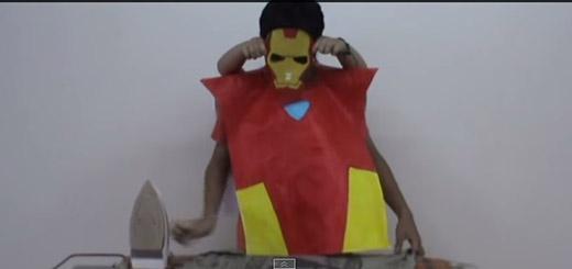 Bài dự thi Khi chúng ta trẻ với thể loại parody của nhóm Tường Trắng theo phong cách Avengers 'chế'
