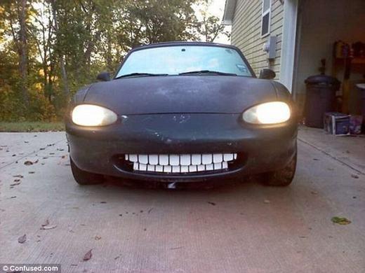 Một chiếc xe thân thiện, luôn nở nụ cười với bạn!