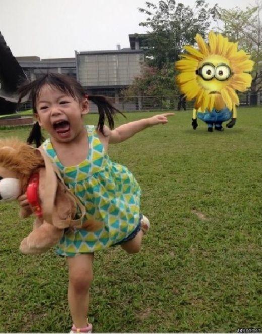 Minions: 'Ủa? Ai cũng nói tui dễ thương mà?!'