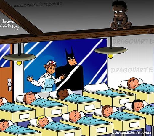 Baby của Batman.