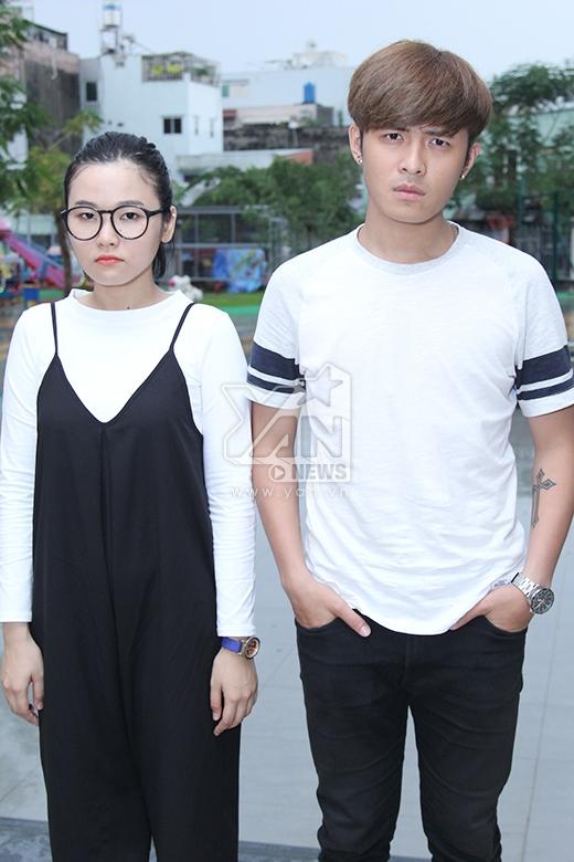 Trương Thảo Nhi đảm nhận vai diễn của IU trong phim.
