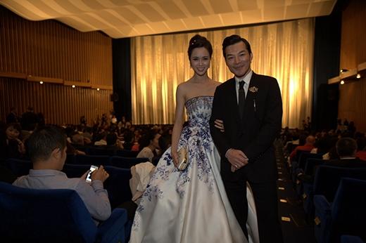 Cả hai vô cùng hạnh phúc khi có buổi công chiếu thành công... - Tin sao Viet - Tin tuc sao Viet - Scandal sao Viet - Tin tuc cua Sao - Tin cua Sao