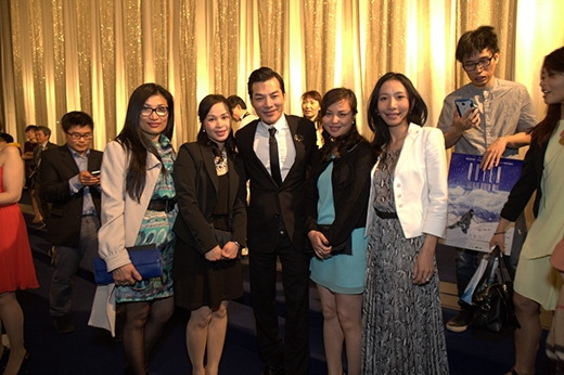 Diễn viên Trần Bảo Sơn được rất nhiều khán giả nhận ra và đặc biệt yêu mến - Tin sao Viet - Tin tuc sao Viet - Scandal sao Viet - Tin tuc cua Sao - Tin cua Sao