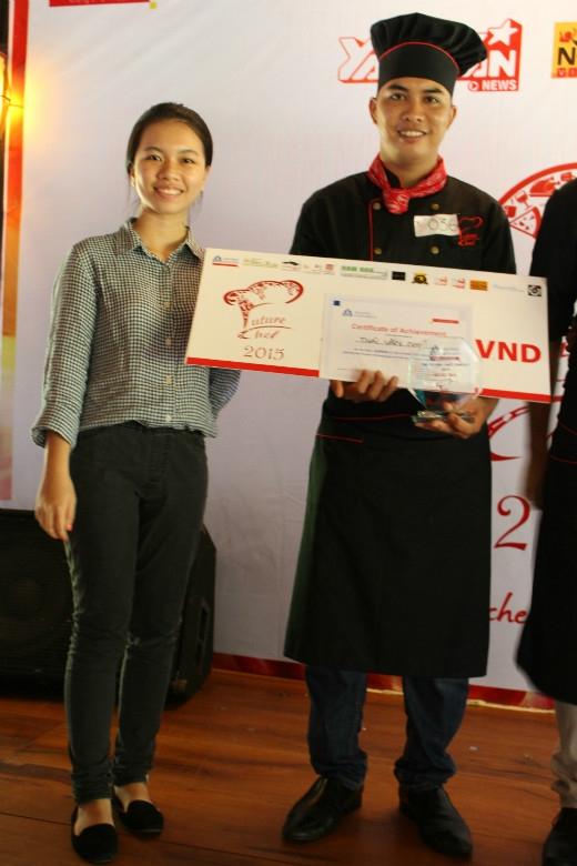 Giải 3: Thái Văn Nhí- Trung cấp nghề Việt Giao