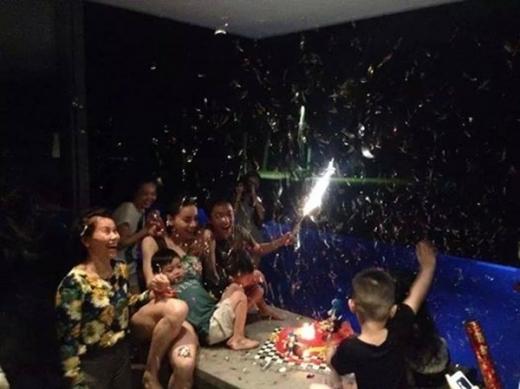 Sinh nhật 4 tuổi của Subeo kết thúc với 'nghi vấn' Cường 'đô la' và Hồ Ngọc Hà 'lục đục'. - Tin sao Viet - Tin tuc sao Viet - Scandal sao Viet - Tin tuc cua Sao - Tin cua Sao