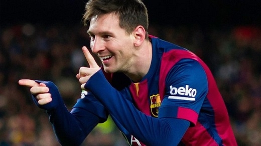 Lionel Messi (73,8 triệu USD): Tiền đạo người Argentina là cầu thủ quan trọng nhất giúp Barcelona lên ngôi ở cả ba giải đấu mùa vừa qua. Anh ghi tổng cộng 60 bàn và thực hiện 23 pha kiến tạo.Tổng số tiền mà Leo nhận từ đội chủ sân Nou Camp là 51,8 triệu USD. Hợp tác với Adidas, PepsiCo, Gillette, hãng hàng không Thổ Nhĩ Kỳ và Electronic Arts, chủ nhân của bốn Quả bóng vàng còn thu về 22 triệu USD. Trên thị trường chuyển nhượng, mức phí của Messi hiện vào khoảng 120 triệu euro.