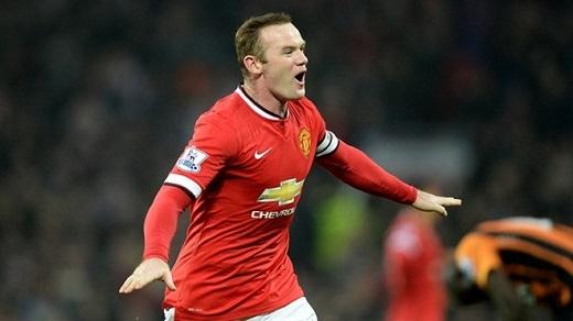 """Wayne Rooney (26,9 triệu USD): Wayne Rooney hiện là cầu thủ hưởng lương cao nhất Premier League với 300.000 bảng mỗi tuần. Mùa vừa qua, Ro10 góp phần đưa M.U trở lại top 4 trên bảng xếp hạng. Anh được ban lãnh đạo """"Quỷ đỏ"""" trả 19,9 triệu USD. Tiền đạo người Anh cũng là cầu thủ có nhiều hợp đồng quảng cáo khi hợp tác với Nike, Samsung, EA Sports và Coca Cola."""