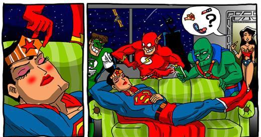 Đừng bao giờ ngủ khi lũ bạn còn thức!
