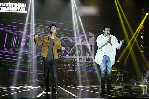 Soobin Hoàng Sơn và Big Daddy thay đổi không khí chương trình khi mang đến bài hát được giới trẻ khá yêu thích của cả 2 trong thời gian gần đây – Dreams. - Tin sao Viet - Tin tuc sao Viet - Scandal sao Viet - Tin tuc cua Sao - Tin cua Sao