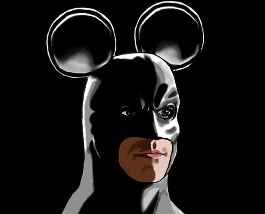Gọi là Mickey man được không nhỉ?