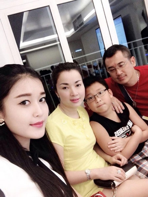 Gia đình hạnh phúc của Á hậu Huyền My - Tin sao Viet - Tin tuc sao Viet - Scandal sao Viet - Tin tuc cua Sao - Tin cua Sao