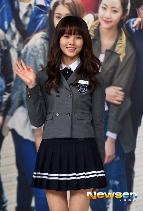 Soo Hyang hết lời khen ngợi sự chuyên nghiệp của Kim So Hyun.