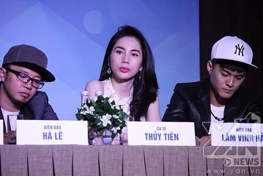 Nữ giám khảo chia sẻ cô từng hối hận về quyết định của mình trong vòng tuyển chọn. - Tin sao Viet - Tin tuc sao Viet - Scandal sao Viet - Tin tuc cua Sao - Tin cua Sao