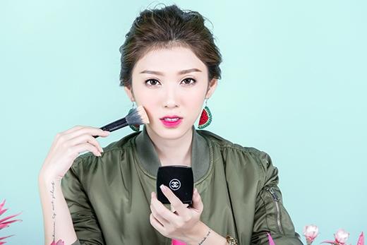 Yumi – nàng VJ đa tài của Radio 88.8
