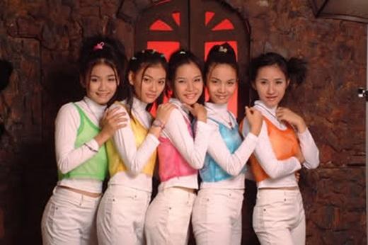 Đội hình 5 thành viên mới ra mắt của Mây Trắng. - Tin sao Viet - Tin tuc sao Viet - Scandal sao Viet - Tin tuc cua Sao - Tin cua Sao
