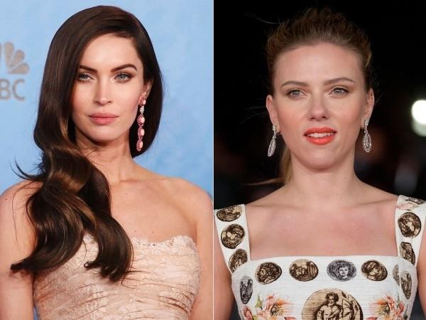 Biểu tượng quyến rũ Megan Foxx đã tỏ vẻ không hài lòng với nữ diễn viên Scarlett Johansson trong một buổi phỏng vấn: 'Tôi không muốn giống như một Scarlett Johansson - người mà tôi không có ý gì chống đối, nhưng tôi không muốn đi đến một chương trình trò chuyện và tự mãn với những gì mình có. Chẳng hạn như: 'nghiêm túc mà nói, tôi thông minh đấy, tôi khéo ăn nói đấy', tôi không muốn làm như thế'.
