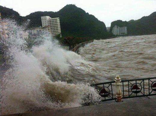 Mưa lớn có thể gây ra lũ lụt trong thời gian tới