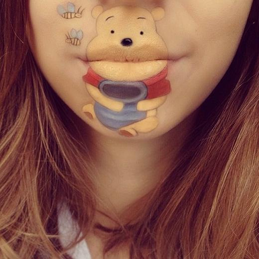 'Đừng hòng giành hũ mật với Pooh'