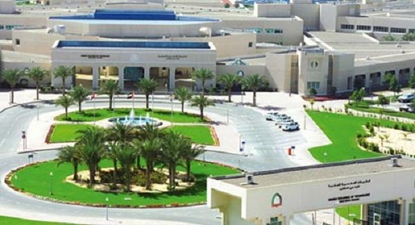 Một khuôn viên trường đại học đáng ghen tị của Dubai.