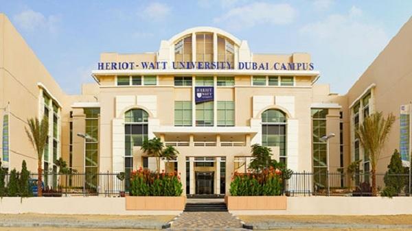 Chào mừng đến với một trong những trường đại học tốt nhất Dubai.