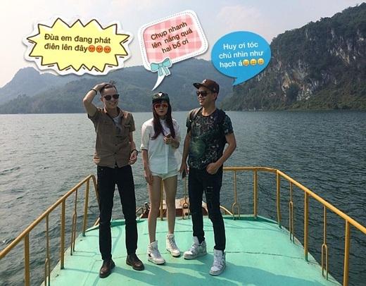 Hồ Quang Hiếu bật mí 'bí mật hậu trường' để có một bức ảnh đẹp - Tin sao Viet - Tin tuc sao Viet - Scandal sao Viet - Tin tuc cua Sao - Tin cua Sao