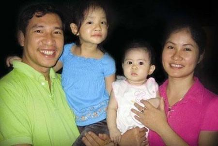Gia đình hạnh phúc và người vợ đảm đang của Quang Thắng. - Tin sao Viet - Tin tuc sao Viet - Scandal sao Viet - Tin tuc cua Sao - Tin cua Sao