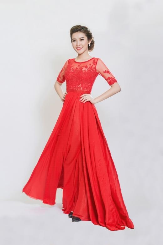 Huyền My đang là một trong những Á hậu xinh đẹp và nổi tiếng của showbiz Việt. - Tin sao Viet - Tin tuc sao Viet - Scandal sao Viet - Tin tuc cua Sao - Tin cua Sao