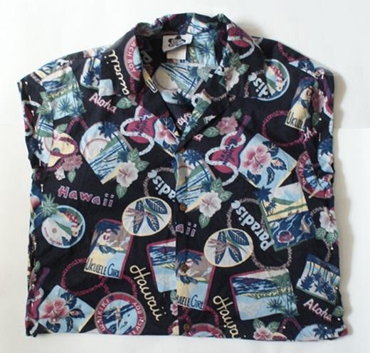 Giờ thì hãy lật mặt trái của chiếc áo và may theo đường đã đánh dấu nào!