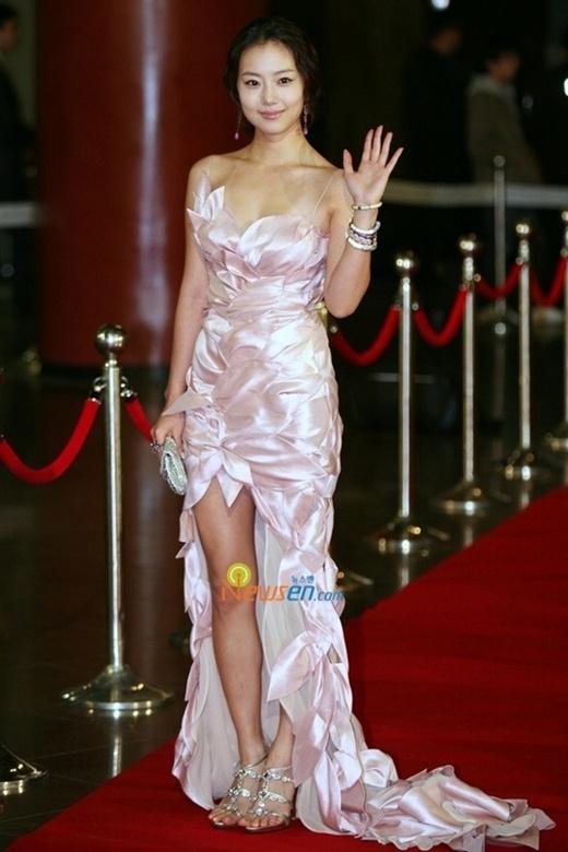 Giữ vị trí thứ 5 là nữ diễn viênMoon Chae Won.