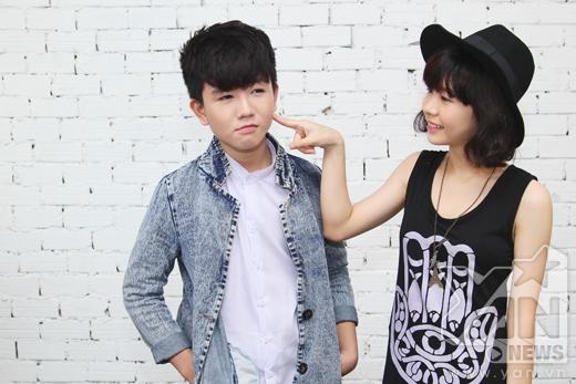 Chí Long là một trong những thí sinh khá ấn tượng trong cuộc thi Giọng hát Việt nhímùa đầu tiên.