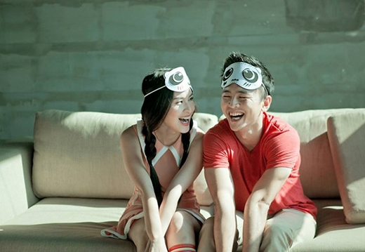 Cặp đôi 'tiên đồng - ngọc nữ' được người hâm mộ bình chọn danh hiệu 'Cặp đôi của năm'. - Tin sao Viet - Tin tuc sao Viet - Scandal sao Viet - Tin tuc cua Sao - Tin cua Sao