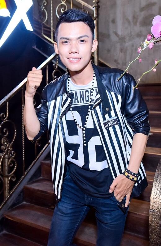 Thái Sơn (team Mỹ Tâm - The Voice 2015) - Tin sao Viet - Tin tuc sao Viet - Scandal sao Viet - Tin tuc cua Sao - Tin cua Sao