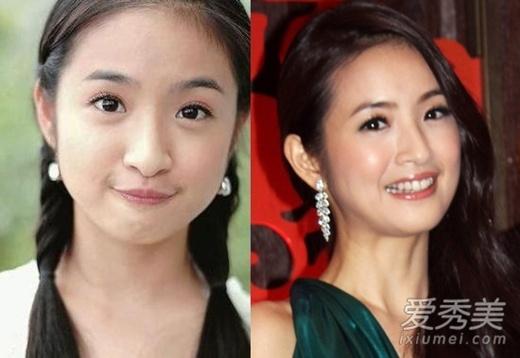 Lâm Y Thần: Cách đây 10 năm, gương mặt của cô trẻ thơ và giờ dù ngoài 30 tuổi, vẻ khác biệt của cô không đáng kể