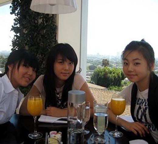 Yubin và Sohee (Wonder Girls)