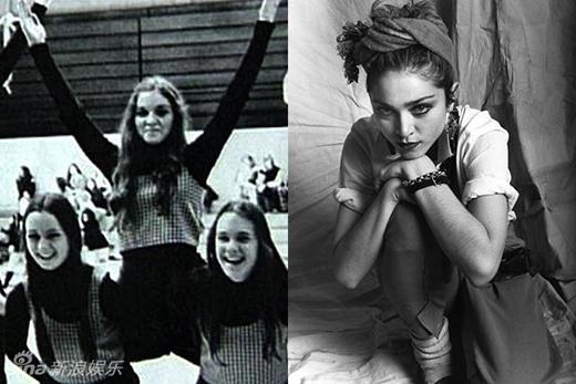 Bà hoàng nhạc pop Madonna