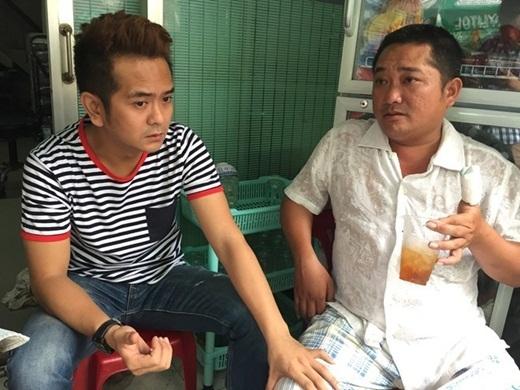 Cuộc gặp gỡ giữa Hùng Thuận và Phùng Ngọc sau 20 năm mất liên lạc. - Tin sao Viet - Tin tuc sao Viet - Scandal sao Viet - Tin tuc cua Sao - Tin cua Sao