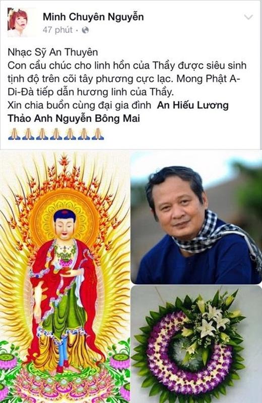 … và Minh Chuyên đều là học trò của nhạc ông. - Tin sao Viet - Tin tuc sao Viet - Scandal sao Viet - Tin tuc cua Sao - Tin cua Sao