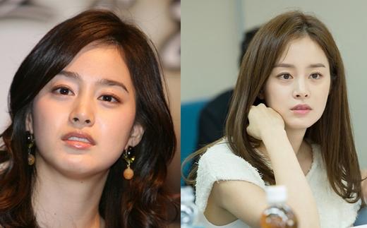 'Biểu tượng sắc đẹp' của Hàn Quốc - Kim Tae Hee không thể thiếu trong danh sách này. Cô được xem là một trong những nữ diễn viên có nét đẹp '10 năm không đổi' của làng giải trí Hàn Quốc. Ở tuổi 35, Kim Tae Hee vẫn khiến người khác ngưỡng mộ với sự trẻ trung của mình.